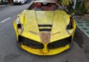 Steel Made LaFerrari Replica Emerges in Malaysia