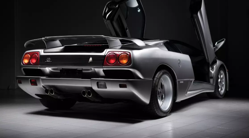 Lamborghini Diablo Se30 Mobile Testosterone Automotive Century
