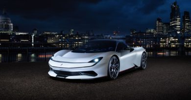 Pininfarina Battista: 1874bhp EV slips into London, avoids ULEZ charge