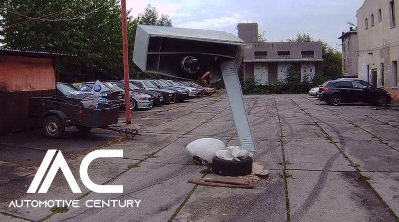 Airbag Big Test – Flying Man – Lumpova raketa